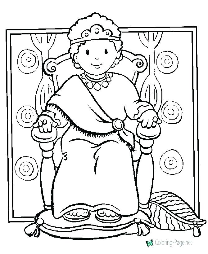Joshua And Jericho Coloring Page At Getdrawings Com Free For