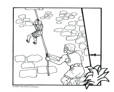 Joshua Coloring Pages at GetDrawings.com | Free for personal ...