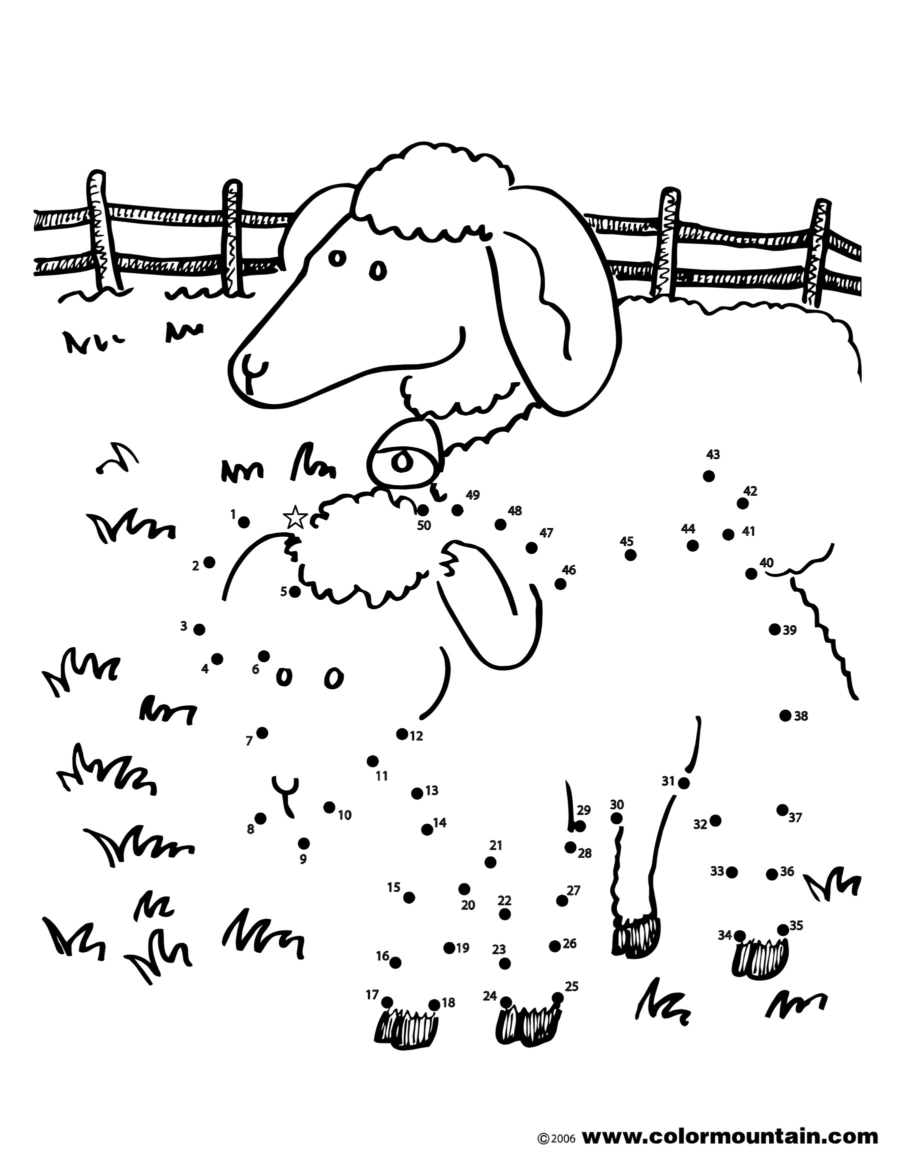 1800x2329 Chic Design Lamb Coloring Page Of God Printable X Journal