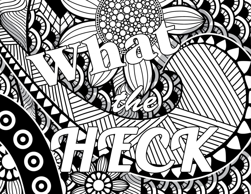 1024x791 Fresh Coloring Coloring Pages Diary Journal Book Phenomenal Swear