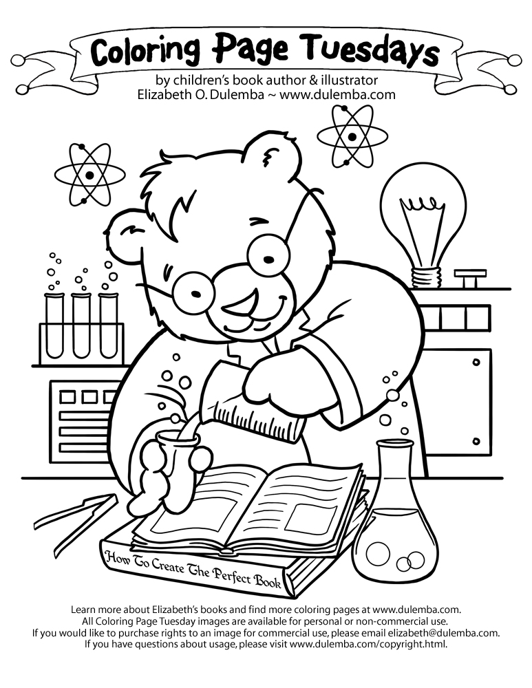 773x1000 Science Coloring Pages Science Journal Coloring Pages Kids
