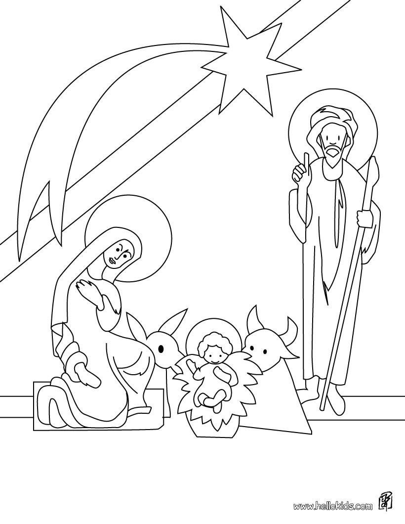 820x1060 Christmas Eve Coloring Pages