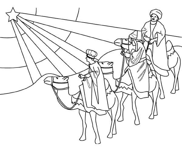 600x496 Three Kings Travelled