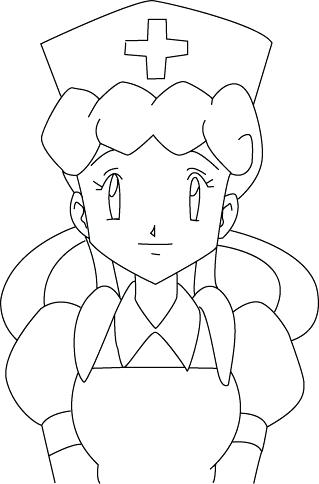 319x484 Joy Coloring Page Joy Coloring Page Nurse Joy Joy Coloring Page