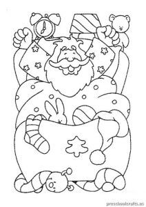 Joyeux Noel Coloring Pages