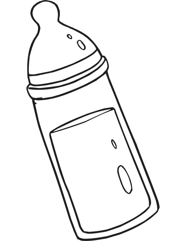 612x792 Milk Coloring Page Milk Bottle Coloring Page Milk Jug Coloring