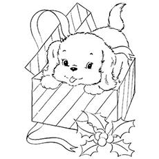 230x230 Top Free Printable Puppy Coloring Pages Online