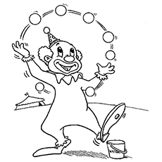 Juggling Coloring Pages at GetDrawings.com | Free for ...