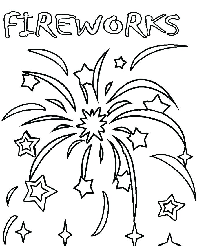 680x850 Coloring Pages For Fourth Of July Professional