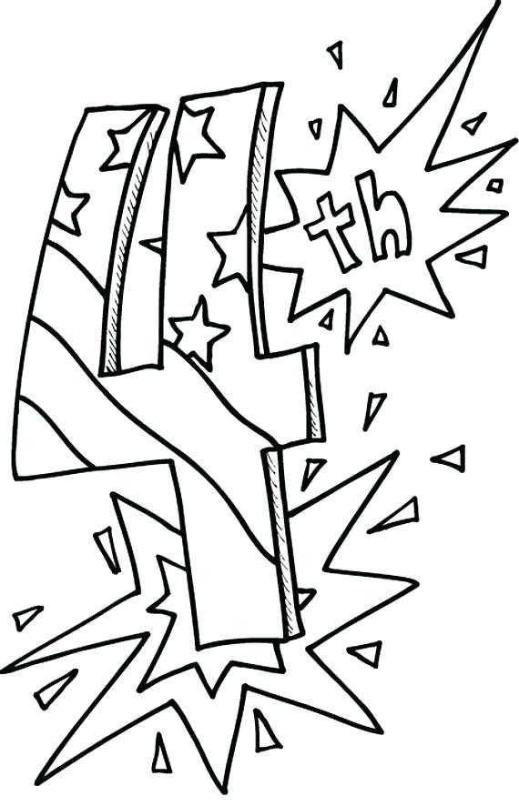 570x886 Of July Coloring Pages Of Color Pages Of Coloring Pages