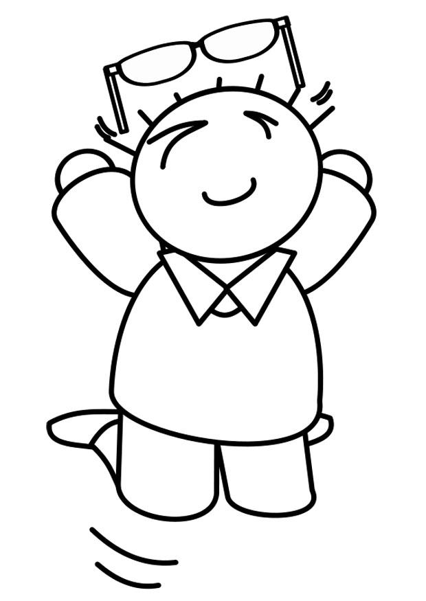 620x875 Coloring Page To Jump