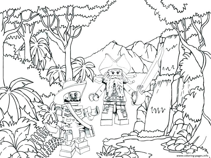728x546 Jungle Coloring Page Jungle Animal Coloring Pages As Well As