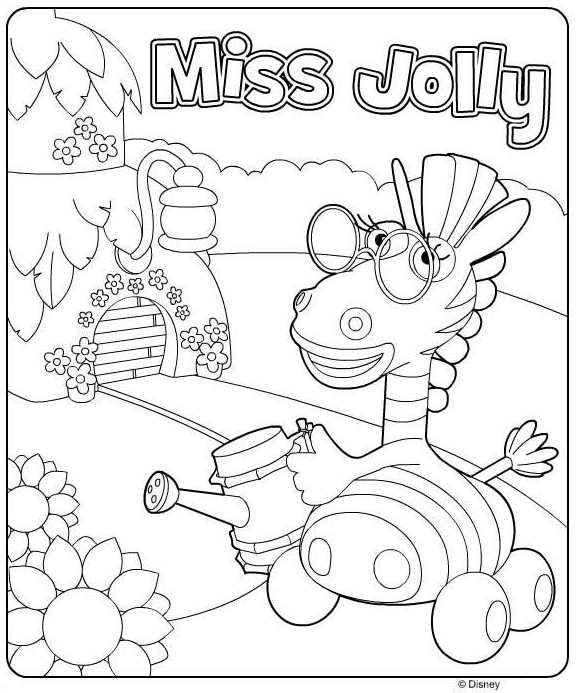 582x693 Jungle Junction Printable Coloring Pages Kids N Fun Coloring