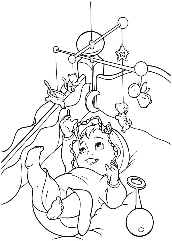 600x840 Coloring Pages Baby Shower Coloring Pages Of Babies Babies Play