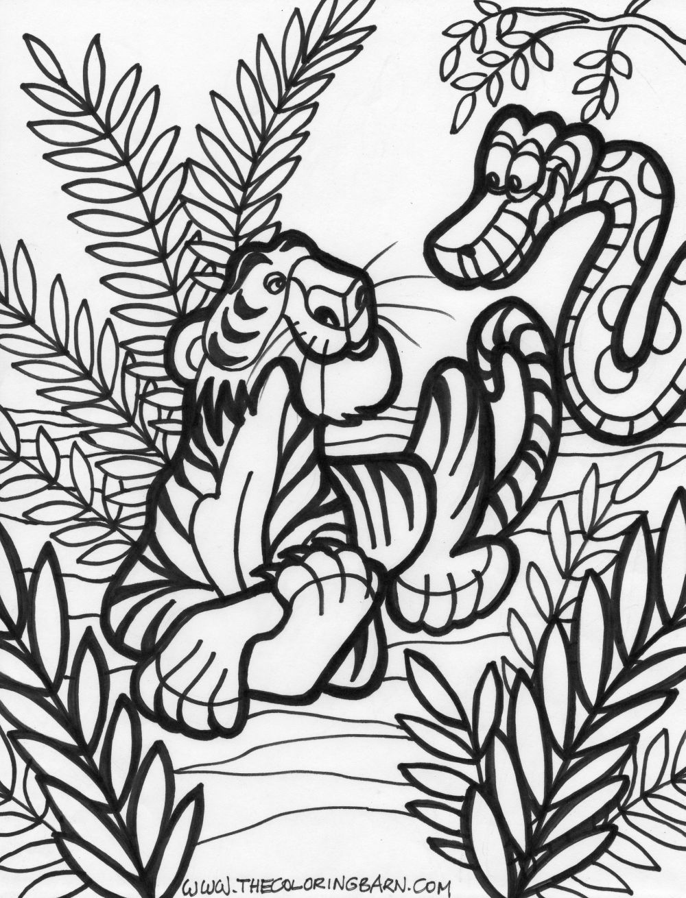 1000x1310 Free Printable Rainforest Coloring Pages Az And Jungle