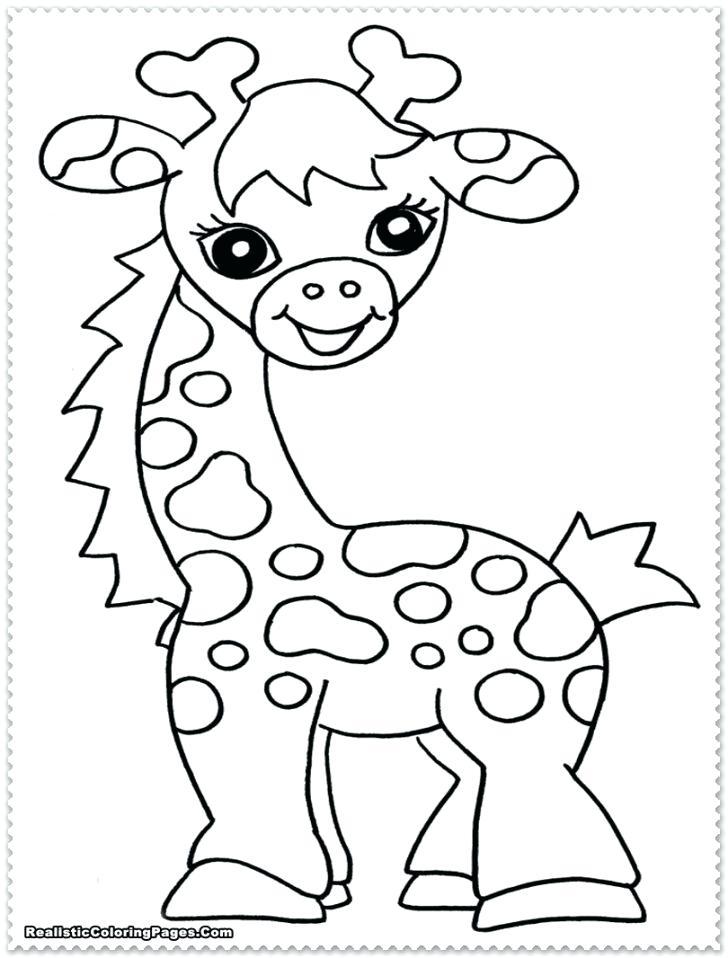 728x958 Jungle Themed Coloring Sheets Cartoon Jungle Animals Coloring