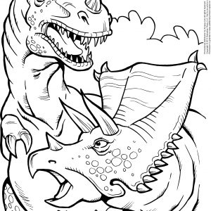 300x300 Jurassic World Coloring Pages Online Fresh Jurassic Park Indominus