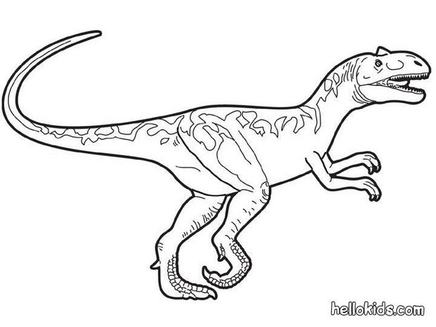 620x465 Dinosaur Coloring Pages