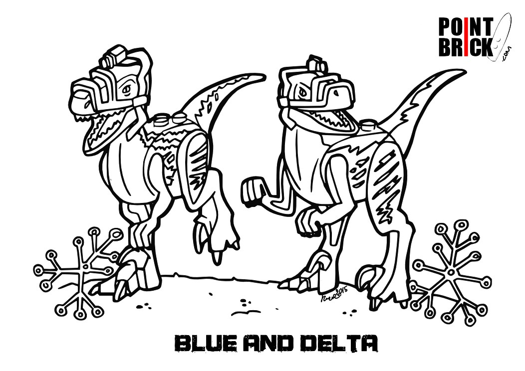 1052x744 Images Of Jurassic World Raptor Coloring Pages Coloring Gallery