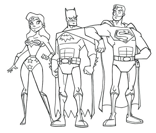 600x513 Justice League Coloring Games Coloring Pages Justice League Young