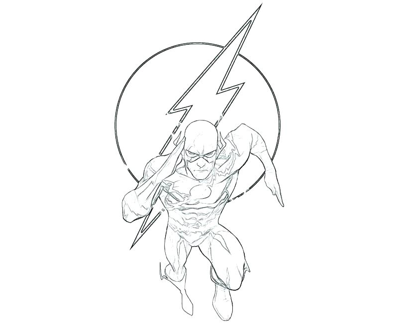 Justice League Coloring Pages To Print At Getdrawings Free Download
