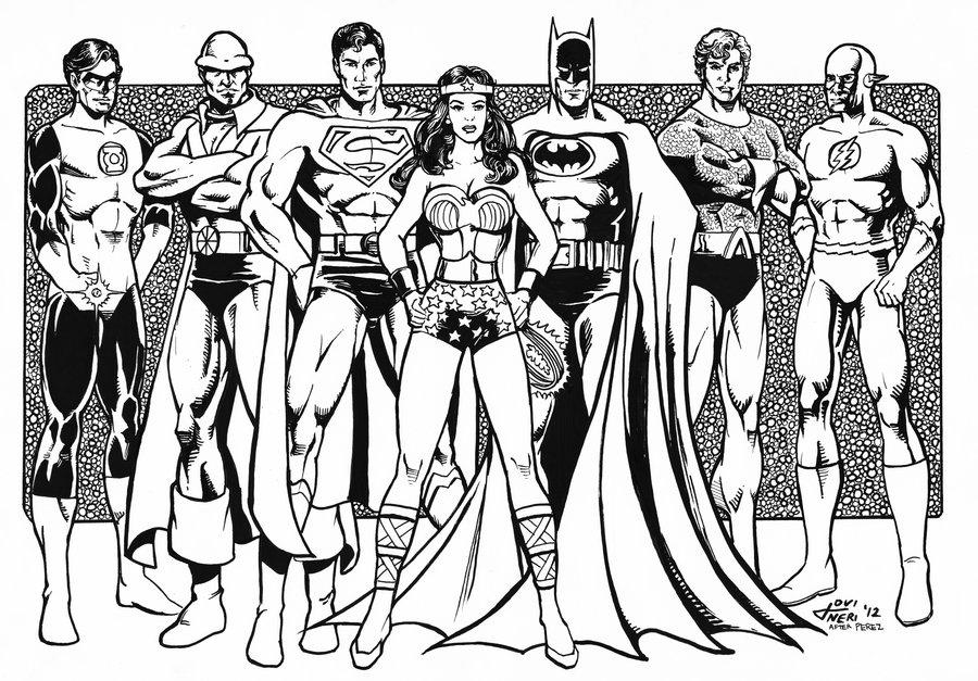 900x627 Justice League Coloring Pages Elegant Justice League Printable