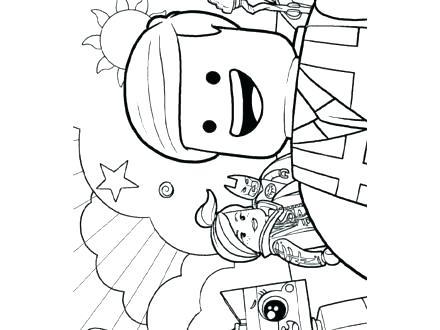 440x330 Emmet Coloring Pages Movie Justice League Coloring Page Emmet