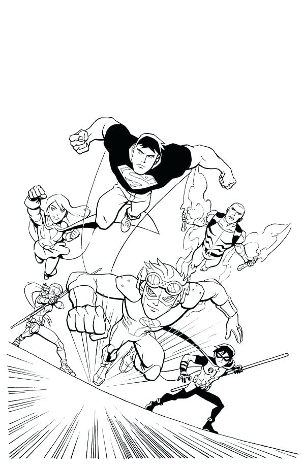600x924 Justice League Coloring Page Justice League Coloring Pages Justice
