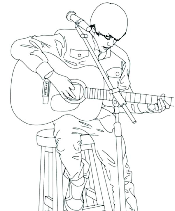 600x722 Justin Bieber Coloring Page Coloring Pages To Print Here Are
