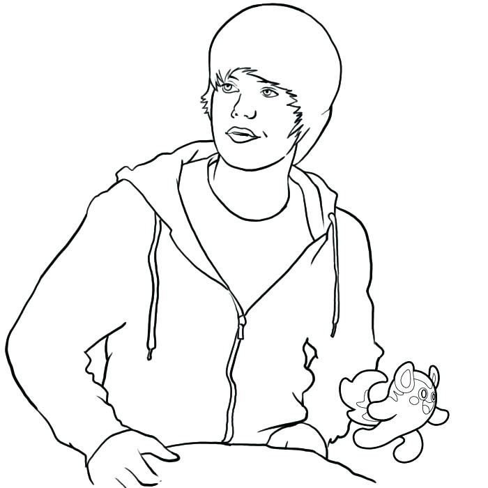700x700 Justin Bieber Coloring Pages Coloring Page Coloring Pages Cute