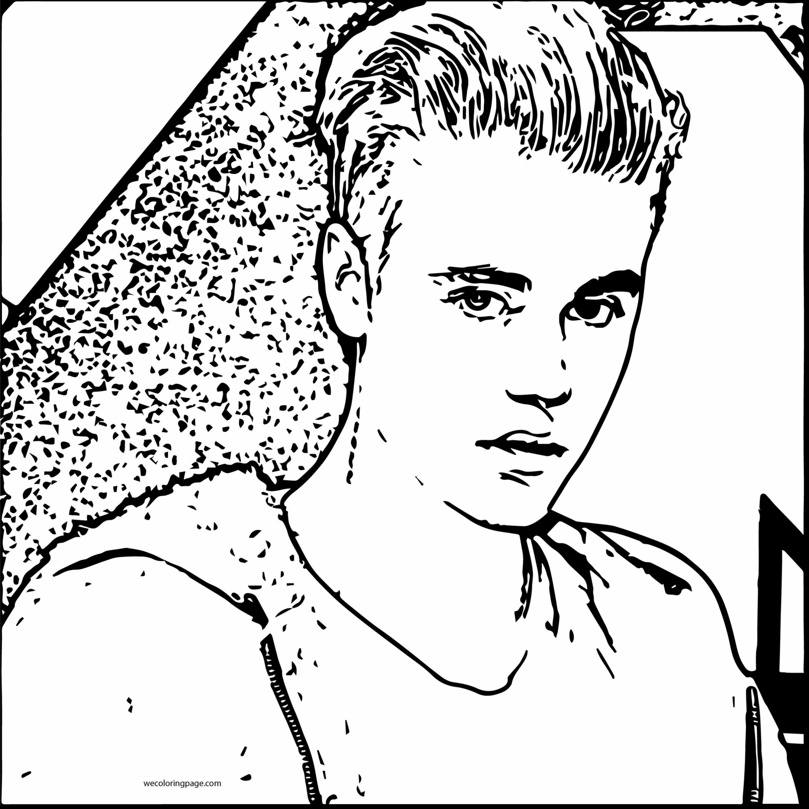 2758x2758 Justin Bieber Coloring Pages New Famous People Justin Bieber