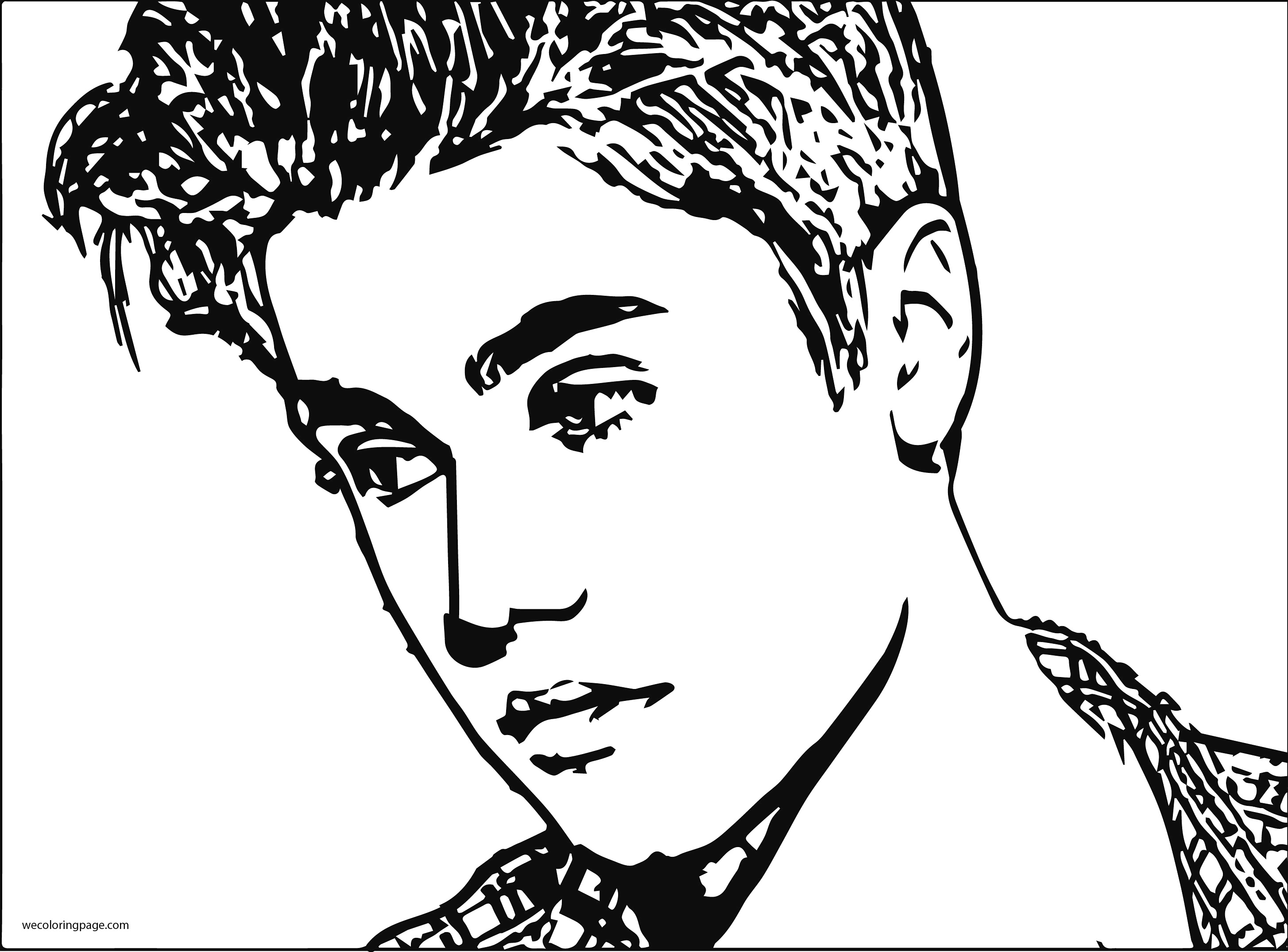 2909x2150 Fresh Coloring Pages To Print Of Justin Bieber