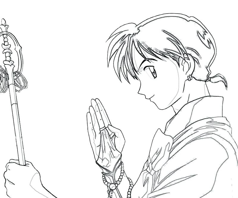 Kagome Coloring Pages At Getdrawings Com Free For Personal