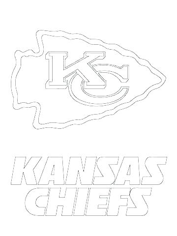 360x480 Kansas City Chiefs Coloring Pages