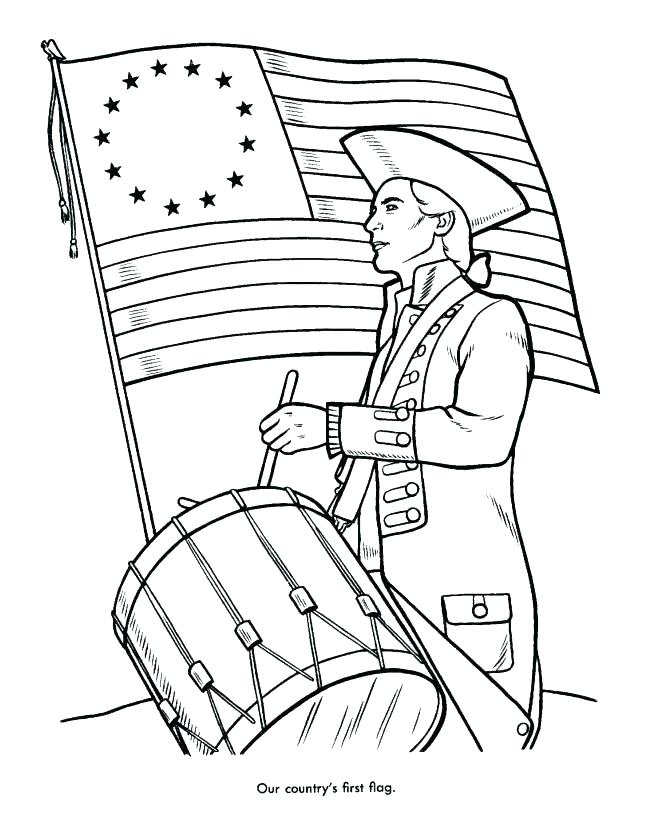 670x820 Us Symbols Coloring Pages Patriotic Coloring Pages Kansas State