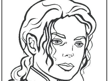 440x330 Coloring Pages For Adults Printable Famous People West Colouring