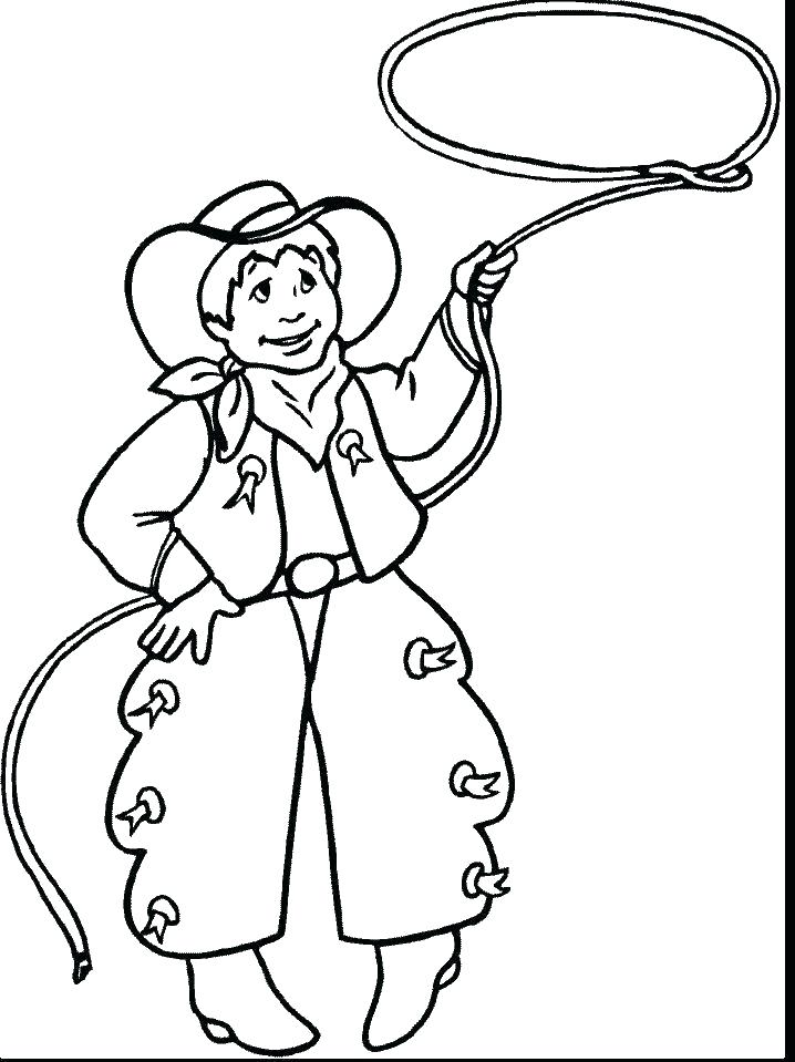718x959 Callies Wild West Coloring Pages