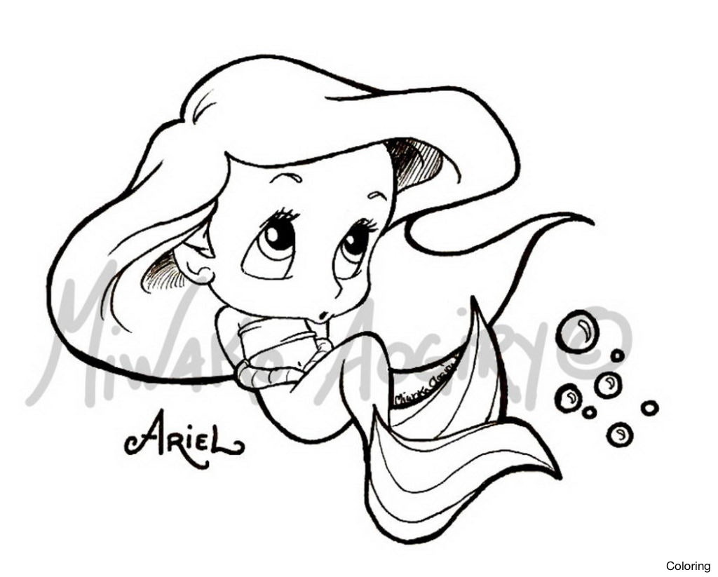 1024x823 Fascinating Cute Anime Animals Coloring Pages Baby Animal Dragoart