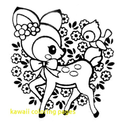 500x499 Kawaii Coloring Pages Free Fresh Copy Drawing Cute Food Easy
