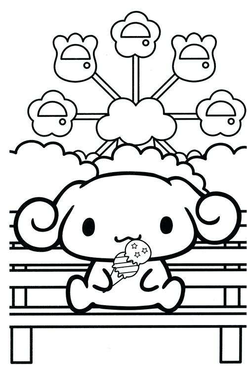 500x762 Kawaii Coloring Pages Printable Small Coloring Pages Coloring