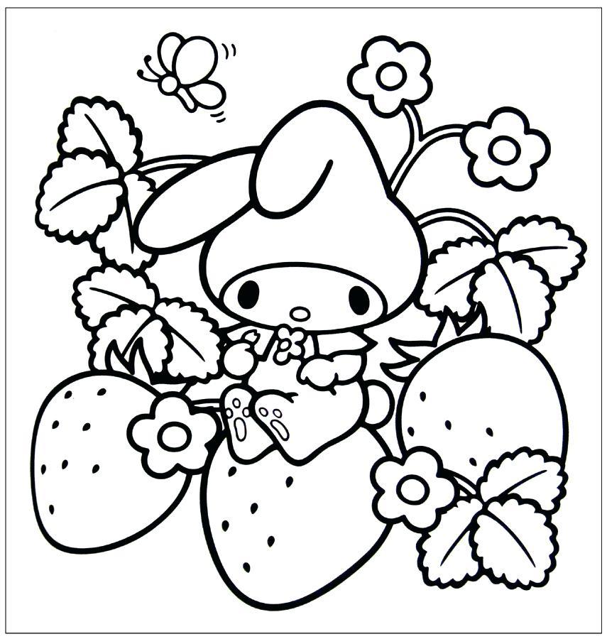 855x900 Coloring Pages Kawaii Zoom Free Printable Kawaii Coloring Pages