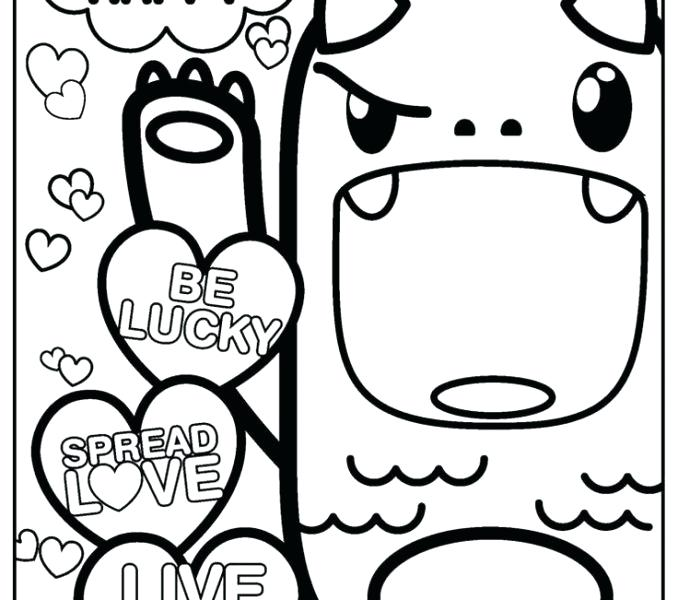 678x600 Kawaii Coloring Pages Coloring Pages Kawaii Cat Coloring Pages