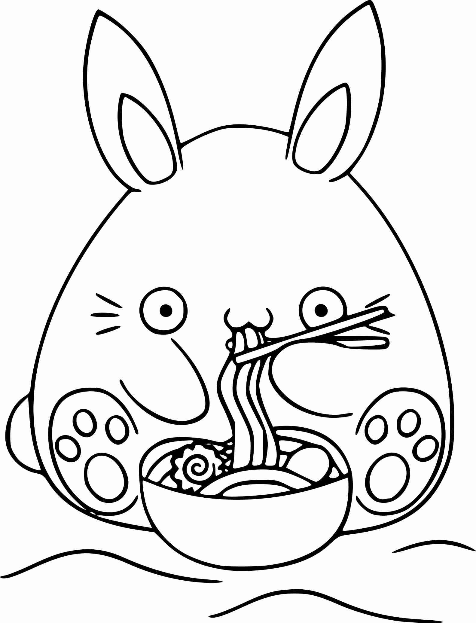 1584x2073 Kawaii Coloring Pages Free Download Best Adorable Page Olegratiy