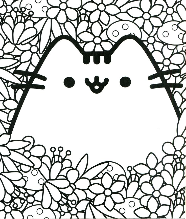 736x866 Nice Idea Kawaii Coloring Pages Wild Olive Printable Picture