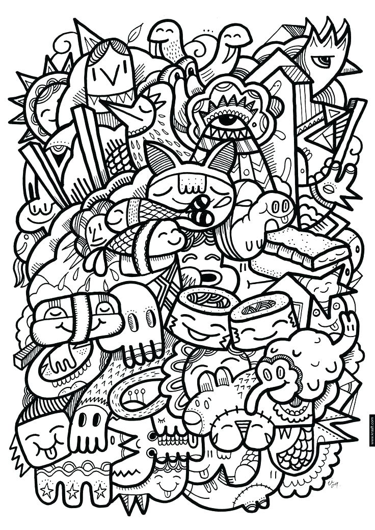 736x1041 Kawaii Coloring Pages Printable Coloring Book Coloring Pages