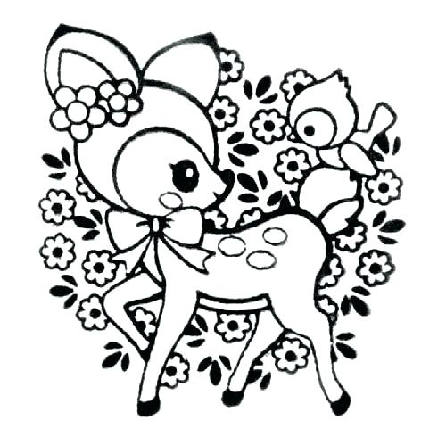 500x499 Kawaii Coloring Pages Printable Coloring Pages Doodle Coloring