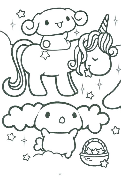 Kawaii Printable Coloring Pages At Getdrawings Free Download