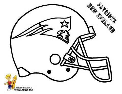 480x370 Best Super Bowl Trophy Coloring Pages Images