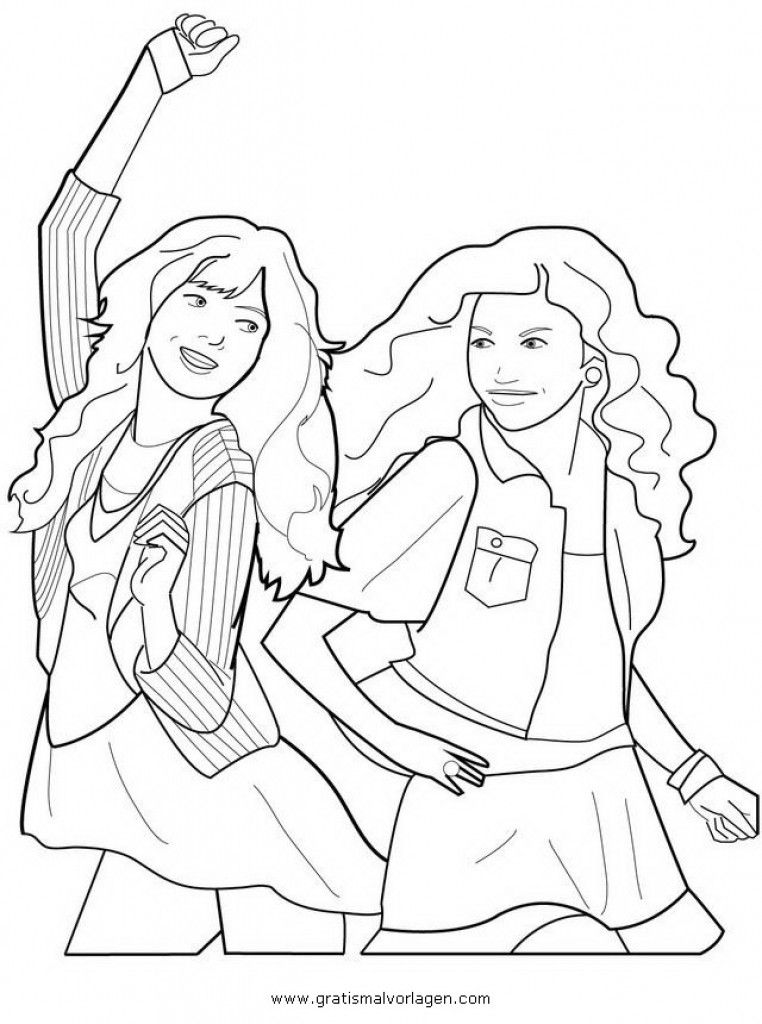 762x1024 Shake It Up Free Coloring Pages For Kids Famous People Coloring