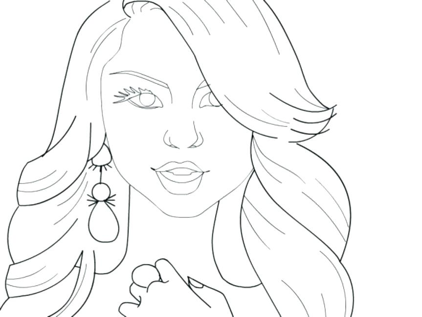 863x647 Victorious Coloring Pages Victorious Coloring Pages Geisha